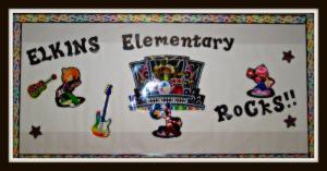 Elkins Elementary Rocks