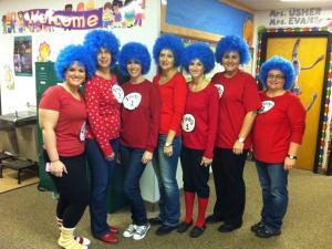 Halloween 2013- lower elementary teachers