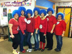 Halloween 2013- lower elementary teachers