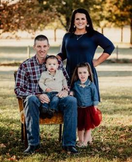 Rhudy family photo