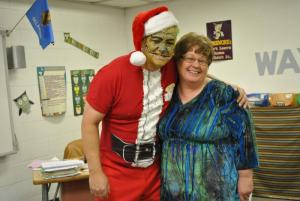Surprise Mrs. Walker!