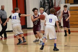 7/8 Basketball