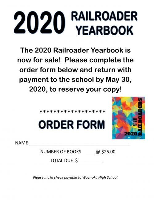 Yearbook Brochure