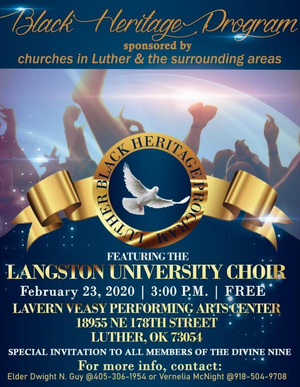 Langston University Choir
