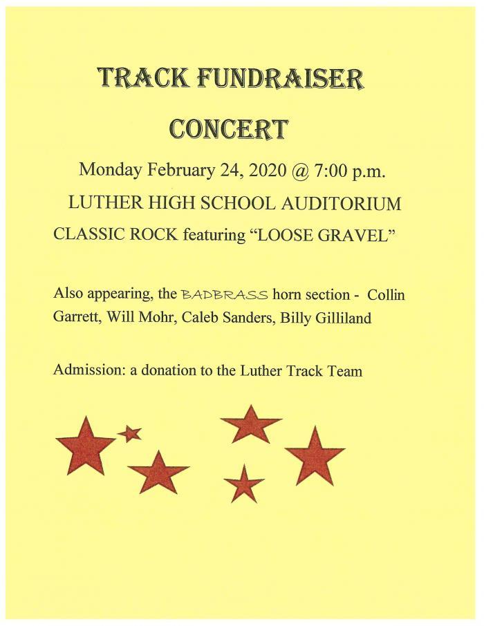 Track Concert