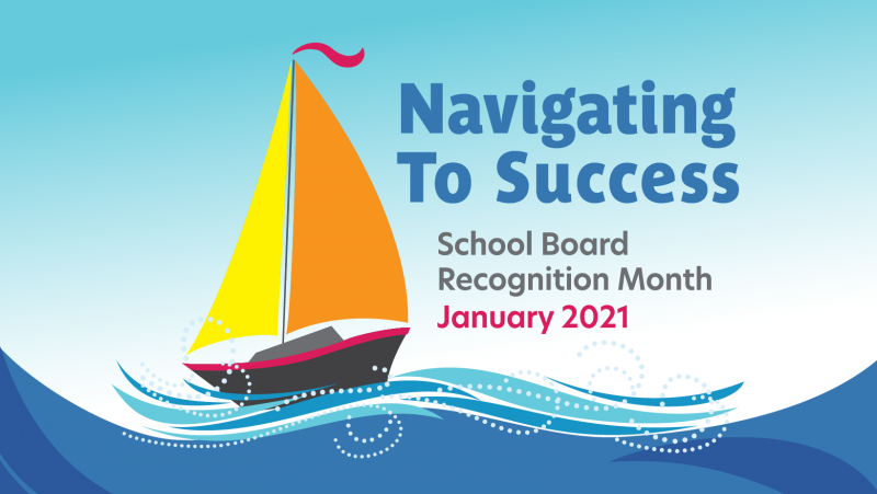 School Board Recognition Month January 2021
