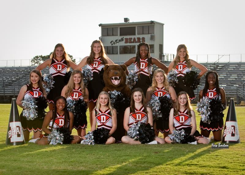 2019-2020 DHS Cheerleaders