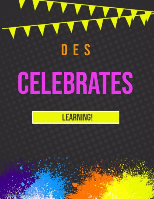 Celebrating Learning