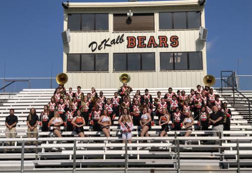 2021-2022 Mighty Bear Band