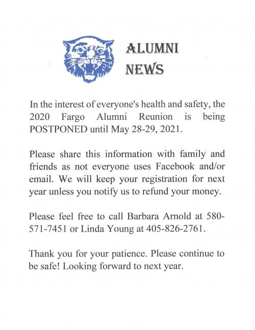 05-20 Alumni News