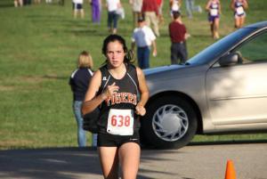 Erin Hamilton @ Big 7 Championship