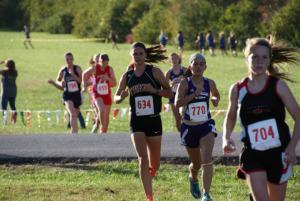 Madison Bissell @ Big 7 Championship