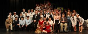 Annie cast and crew