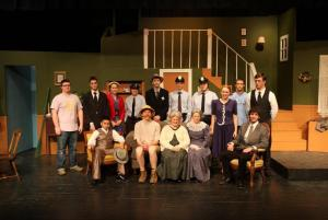 Arsenic cast and crew