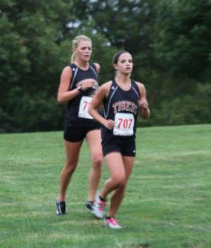 Beba Scholz and Maddison Forbes Varsity Girls @ Holton