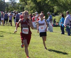 Victoria Caplinger 7th Grade - 10th @ Jeff West Inv
