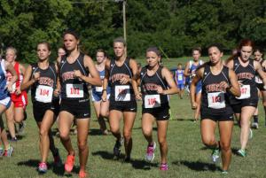 Varsity Girls @ Jeff West Inv