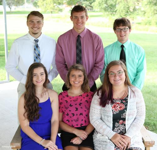 Homecoming Candidates, 2019