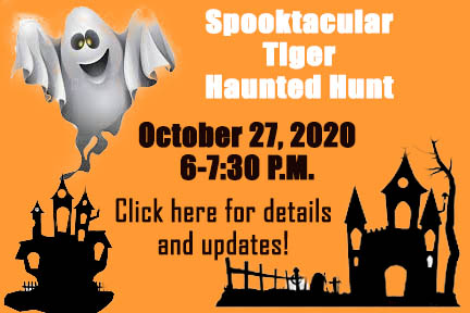 Spooktacular Tiger Haunted Treasure Hunt