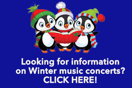 Click here for information on Winter 2020 music concerts