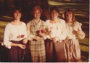 Freshman Year TAMU 1978