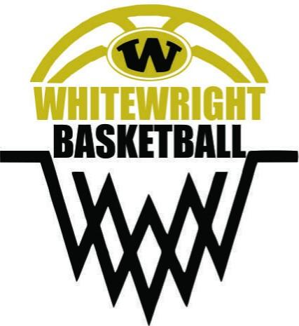 Whitewright Basketball Logo