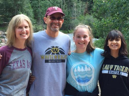 Guadiano Family in Colorado
