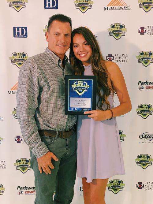 all texomaland player of the year