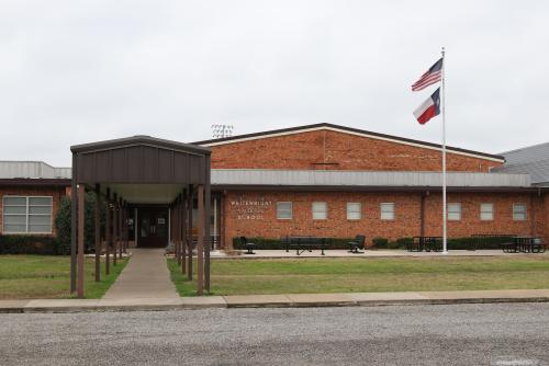 Whitewright Middle School building