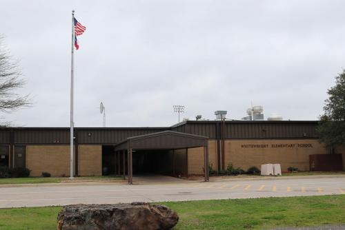 Whitewright Elementary School building