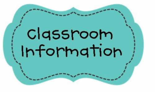 Classroom Information