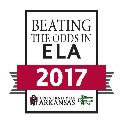 Beating the Odds Award in ELA 2017
