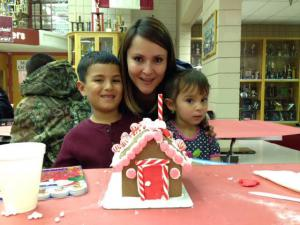 Christmas Gingerbread House!!!