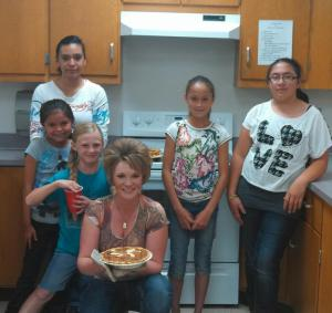 Yucca 4-H Baking Class - Apple Pies