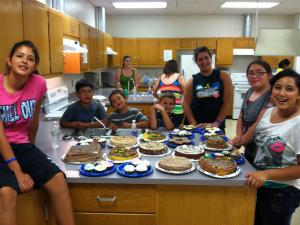 Yucca 4-H Baking Class- Cakes