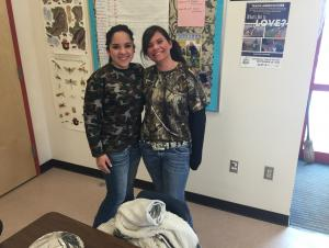 FFA Week Celebrations: Camo Day!