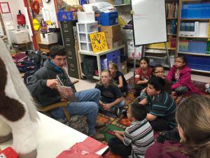 FFA Week Celebrations: Elementary Read Aloud