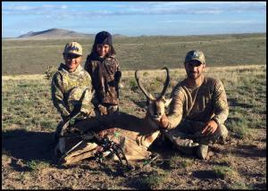 2016 archery antelope