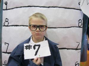 5th Grade Inmate