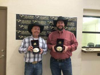 Roping champs