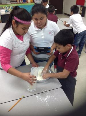 Mrs. K Martinez' 4th Grade PBL