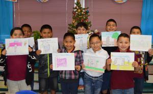 Mrs. S. Sobrevilla's 2nd grade class.