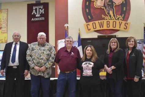 2018-19 School Board Members