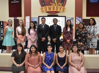Woman's Club of Cotulla Honorees