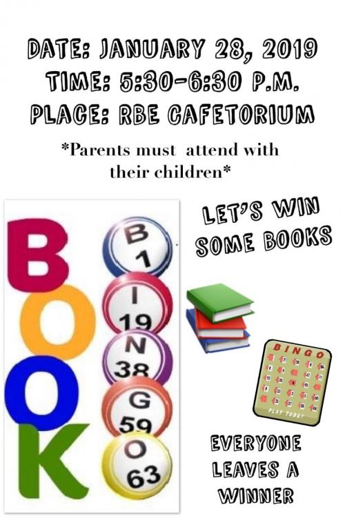 Book Bingo