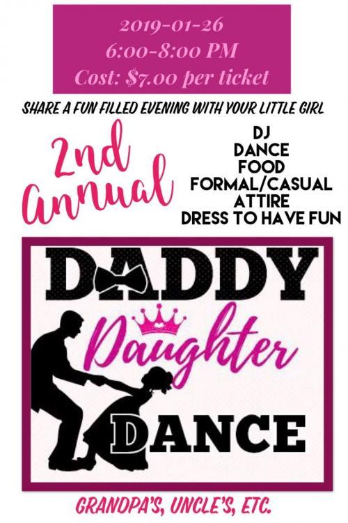 DaddyDaughterDance