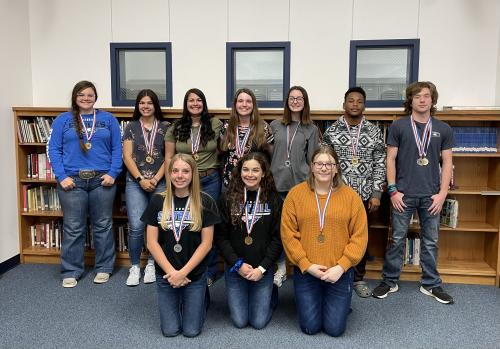DHS Students advance to Regional competition