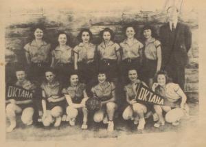 1948 Girls Basketball