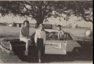 1966 Yearbook Snapshot