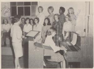 1969 Yearbook Snapshot